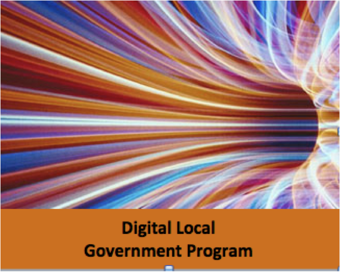 Digital Local Government program ready for comments