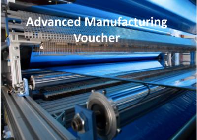 Advanced Manufacturing Voucher Vic