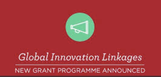 Global Innovation Linkages (GIL) Grant -National Innovation & Science Agenda