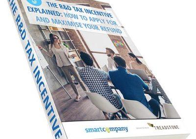 R&D tax incentive eBook free download