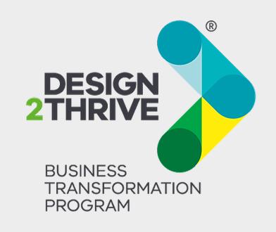Design2Thrive Grant