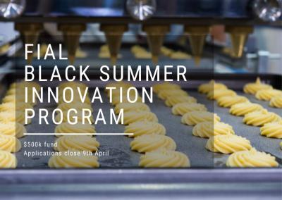 FIAL Black Summer Innovation Fund
