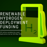 Renewable Hydrogen Deployment Funding