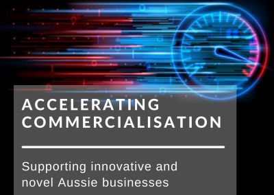 $3.9 million grant funding to support Aussie businesses' innovation and creativity